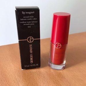 Armani lip magnet (shade: 402)